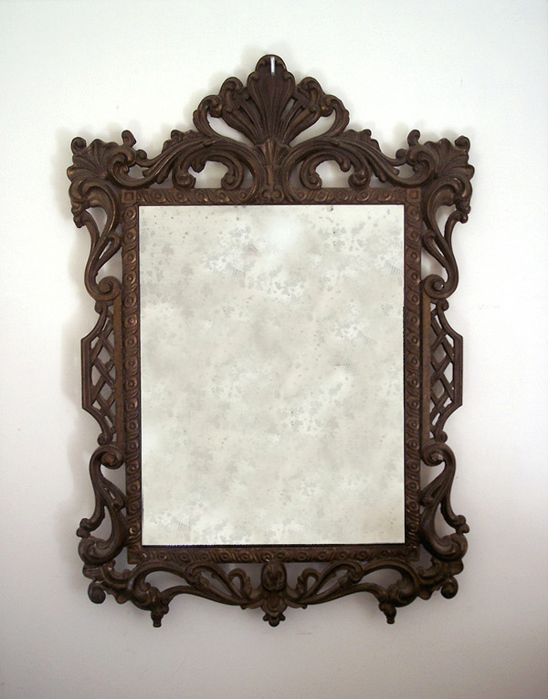 Vintage Mirror carvings