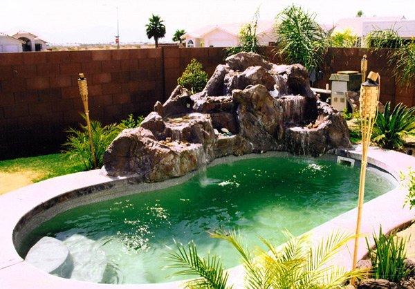 Maui Kidney Shaped Pools Idea