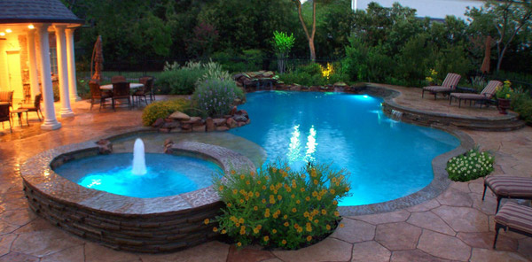 Choose pool styles