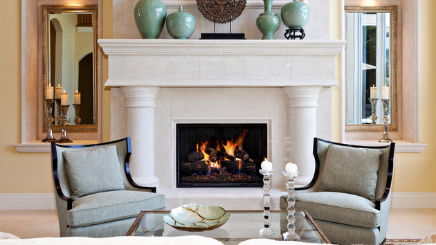 15 traditional mantel designs home design lover - Fireplace Mantel Design Ideas