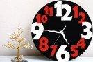 modern clock designs