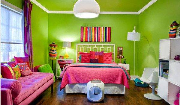 Teen Rooms. 15 Funky Retro Bedroom Designs   Home Design Lover