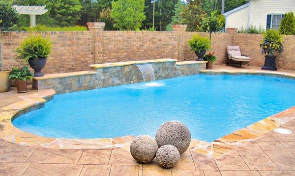 Grecian Pool 3