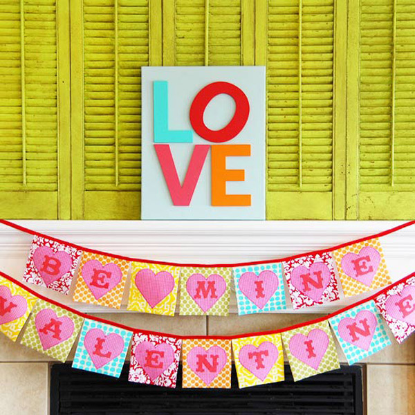 Vibrant Love