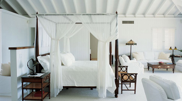 Draped Canopy Beds