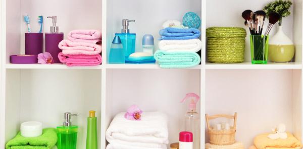 Use Wall Shelves