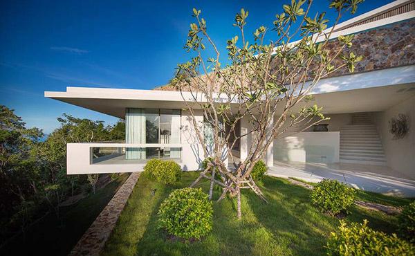 Captivating home design