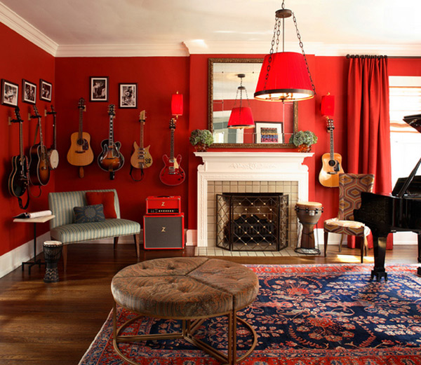 guitar decors