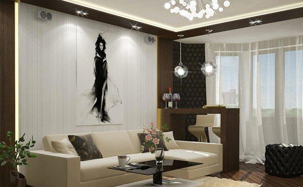 classic beige sofa