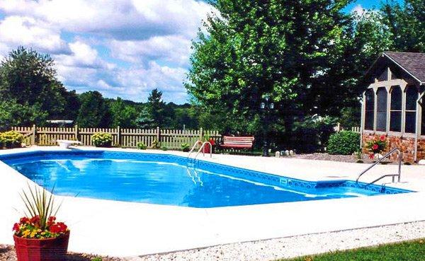 Grecian Pool 1