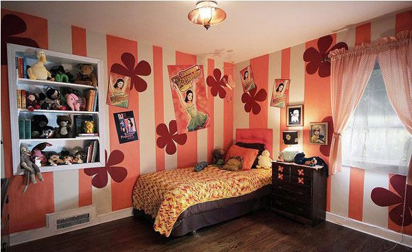 retro bedroom 2