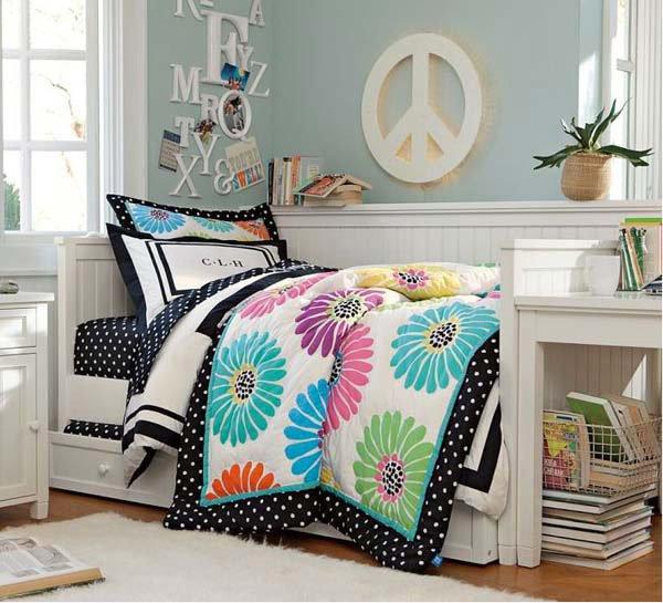 funky retro bedroom designs - Funky Bedroom Design