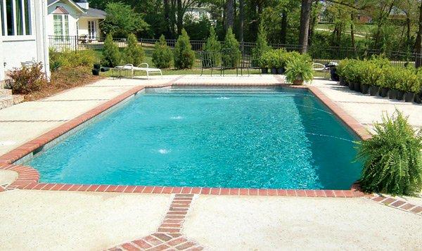Roman Grecian Pool 3