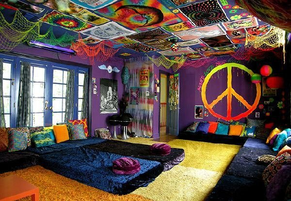 multi-color bedrooms