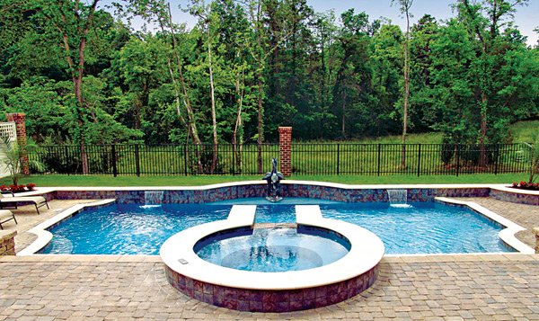 16 Grecian And Roman Grecian Pool Designs | Home Design Lover
