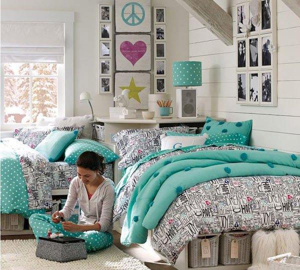 Retro Bedroom Designs. 15 Funky Retro Bedroom Designs   Home Design Lover