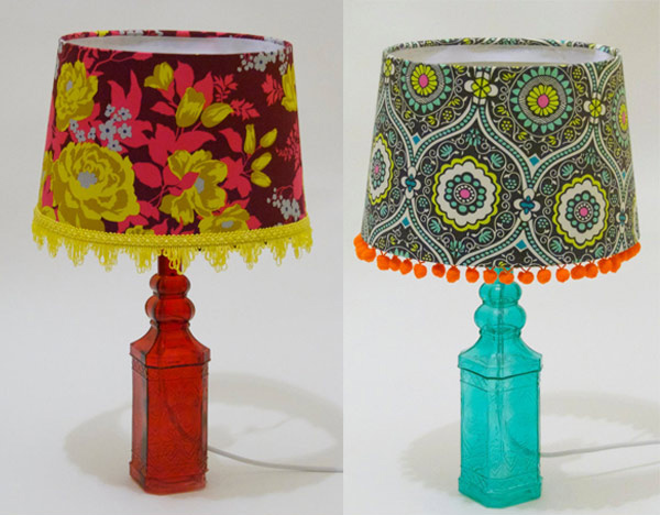 Handcrafted Lampshades
