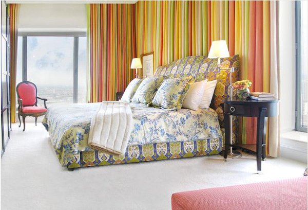 colorful bedroom designs