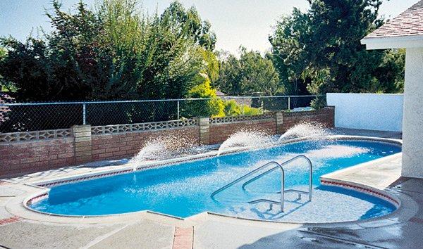 grecian pool designs