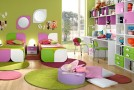 multicolor bedrooms