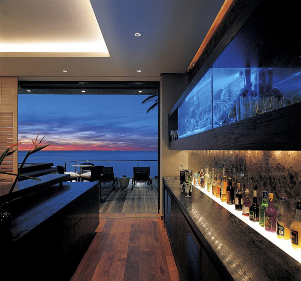 mini bar design