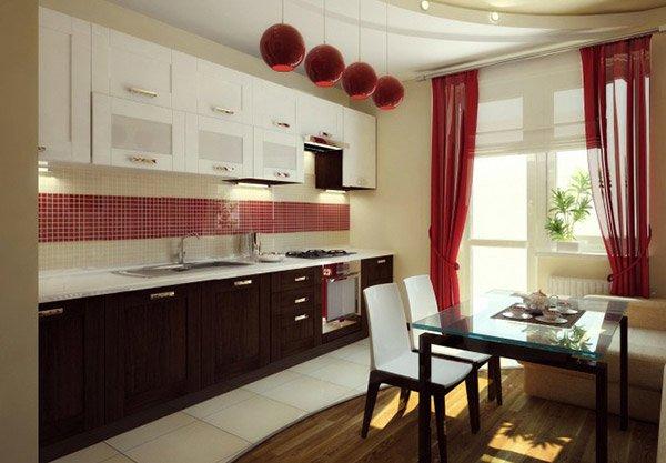 Red Kitchen 04
