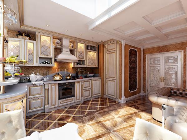 Chic Kitchen Designs