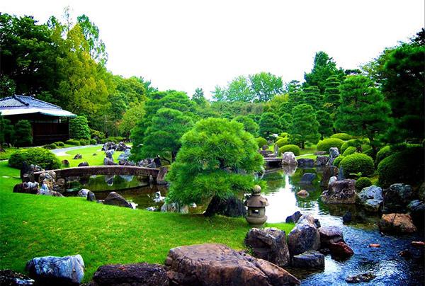 japanese garden landscapes