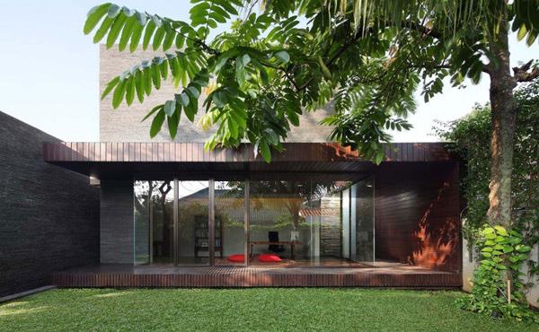 Indonesia home design