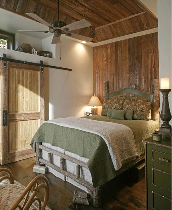 Wild Turkey Lodge Bedrooms. 15 Rustic Bedroom Designs   Home Design Lover