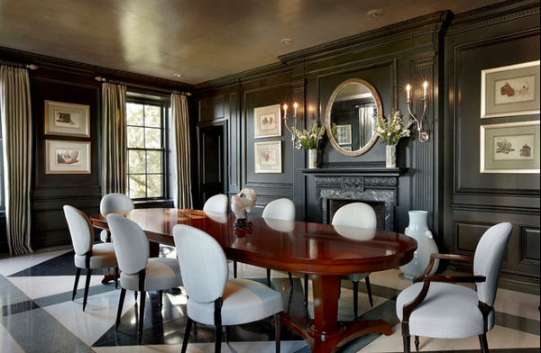 15 Dining Room Paint Ideas for Your Homes | Home Design Lover
