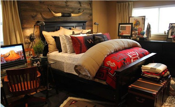 Master Bedroom. 15 Rustic Bedroom Designs   Home Design Lover