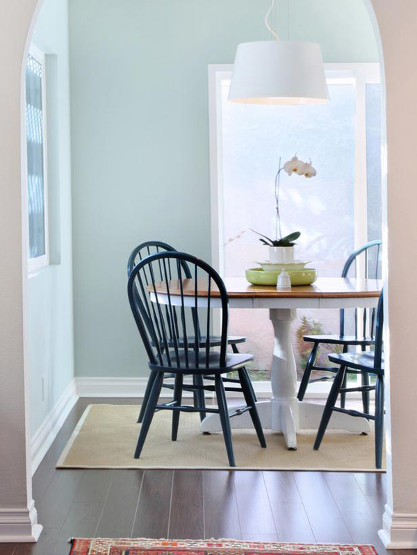 Huitt Blue. 15 Appealing Small Dining Room Ideas   Home Design Lover