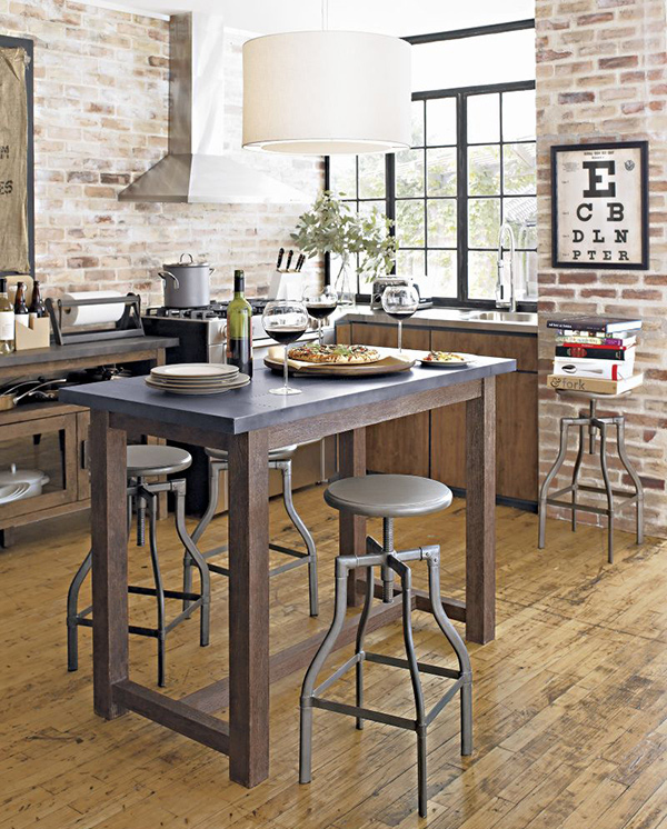 small modern kitchen tables  home design lover,Small Modern Kitchen Table,Kitchen ideas