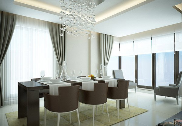 Awesome Dining Room Contemporary Part 3