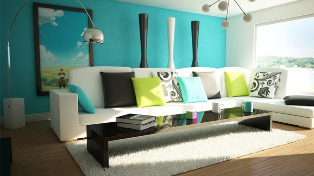 15 Enchanting Color Schemes For Living Rooms | Home Design Lover