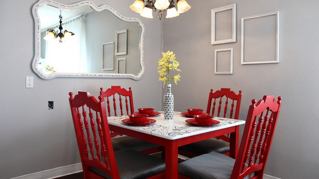 . 15 Appealing Small Dining Room Ideas   Home Design Lover