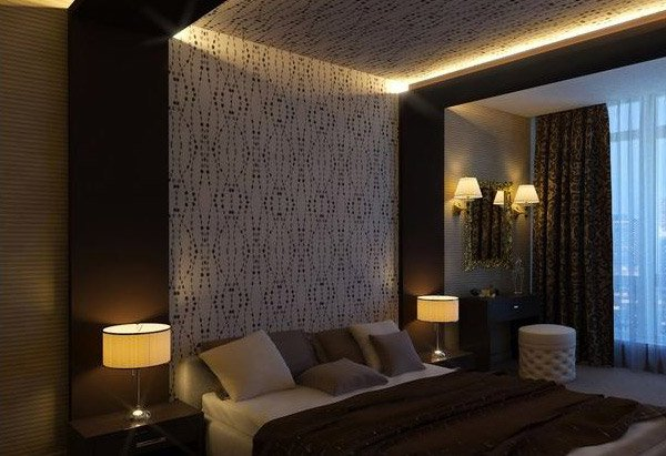 chocolate by moonlight - Bedroom Color Schemes