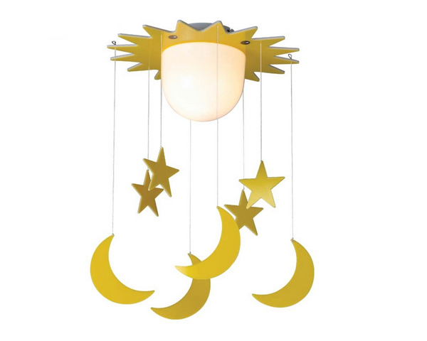 Wish Upon a Star Ceiling Light
