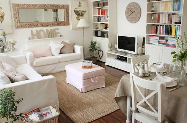 chic living rooms