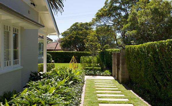 Backyard Pathways Designs japanese garden pathways Manicured Lawns