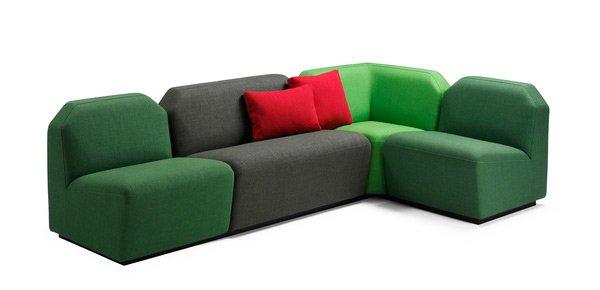 comfy modular sofa