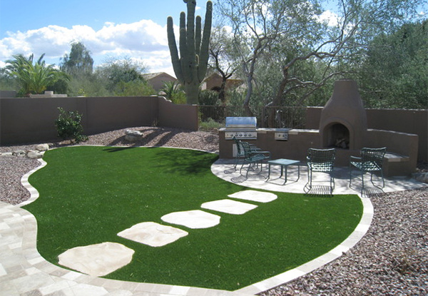 Backyard Pathways Designs attractive yard landscaping with curvy walkways Pathways Plants