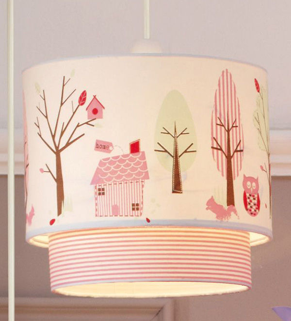 Enchanted Forest Two Tier Shade