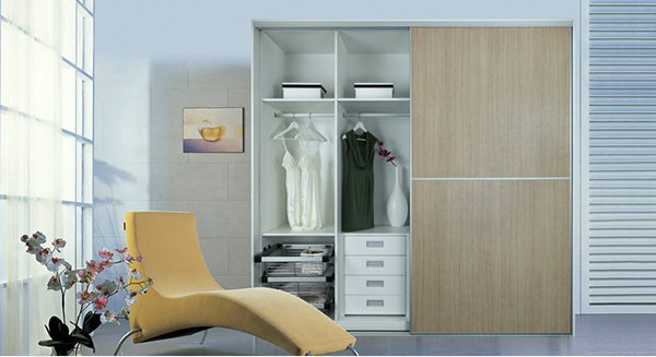 Wardrobe cabinet wooden