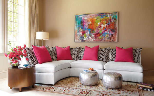 bright decor colors