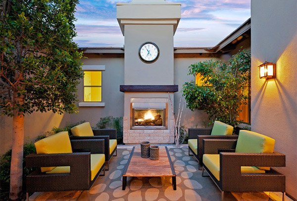 15 Patio Gardens for Outdoor Recreation Home Design Lover