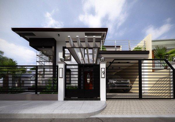 Simple Terrace