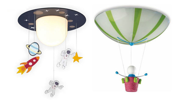 15 Imaginative Ceiling Light Designs for Boy's Bedroom | Home ...:15 Imaginative Ceiling Light Designs for Boy's Bedroom | Home Design Lover,Lighting