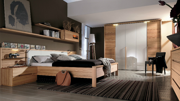 15 Bedroom Wardrobe Cabinets with Wooden FinishesHome Design Lover